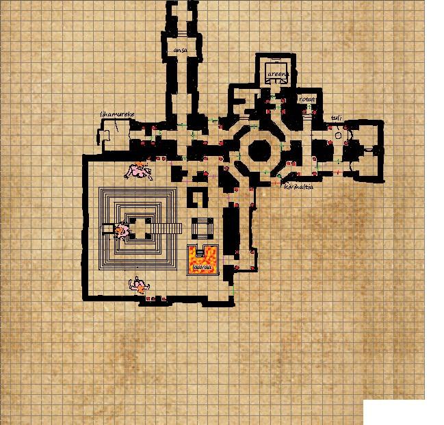 Tuomion luola, lvl3