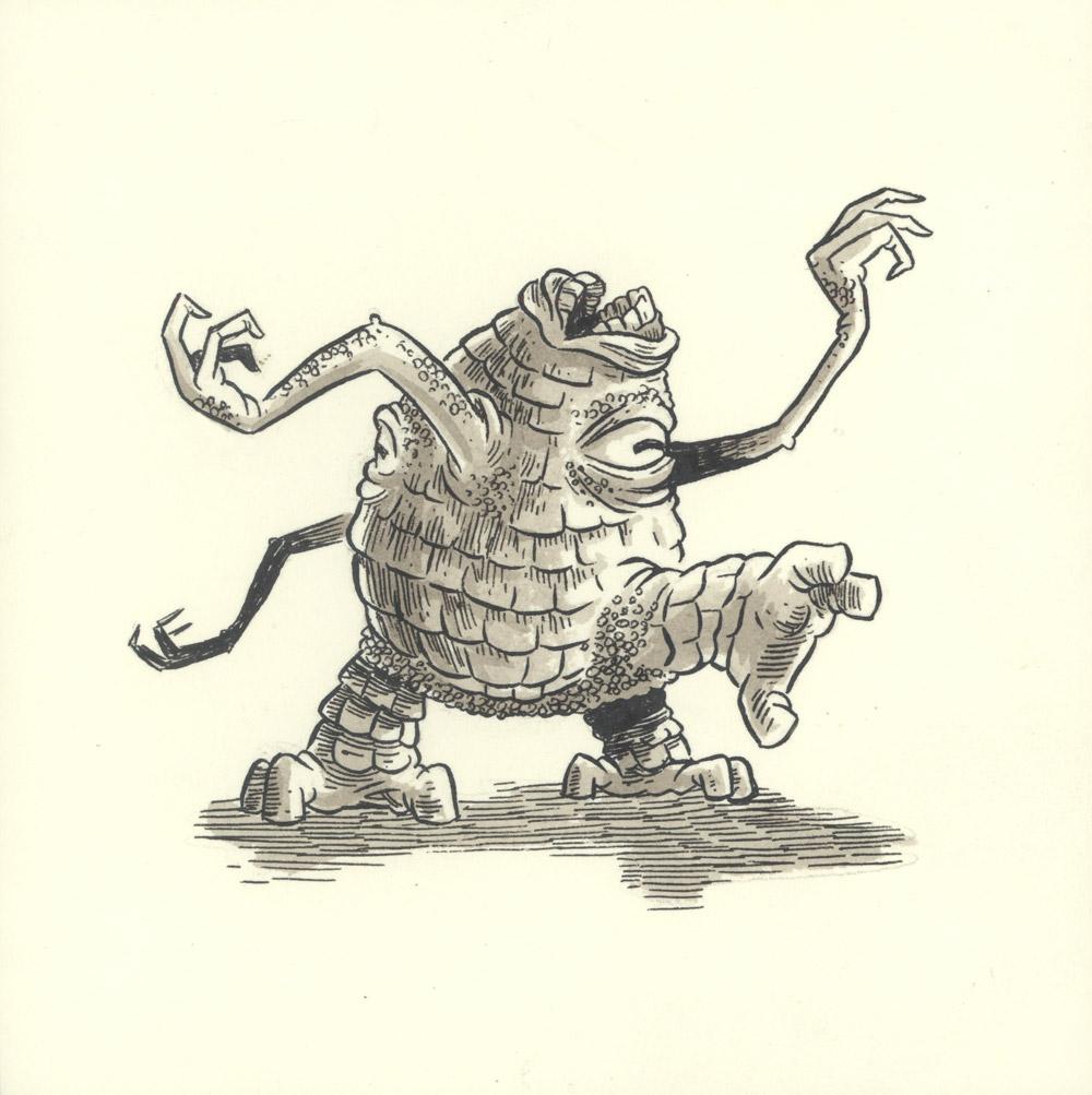 Xorn by Ben Towle (http://www.benzilla.com/)