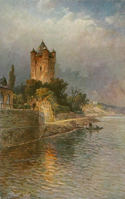 Taide: Nikolai von Astudin