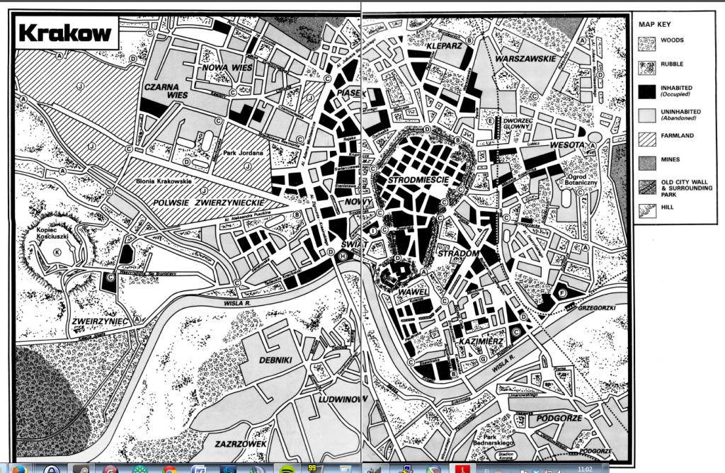Krakow_map