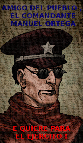 Commandante Manuel Ortega