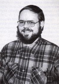 Dave Arneson nuorena miehenä. Kuva: BoardGameGeek / falloutfan