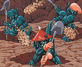 Aika laittaa goblinit hommiin! Kuva: QuietSpeculation.com