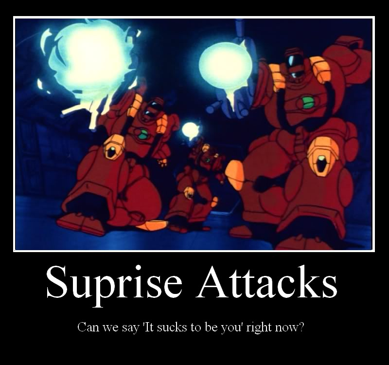 Surprise! Kuva: