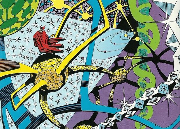 Steve Ditkon Dr. Strange. Kuva: Digital Spy