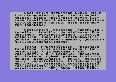 Floppy Magazine #9, 1986